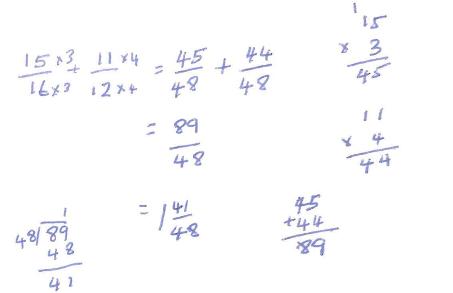 Figure 1. Worksheet of S1's computation        method