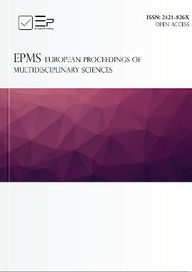 European Proceedings of Multidisciplinary Sciences