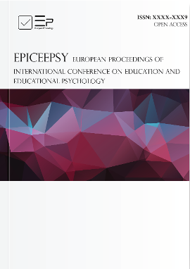 European Proceedings of International Conference on Education and Educational Psychology