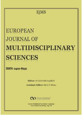 European Journal of Multidisciplinary Sciences